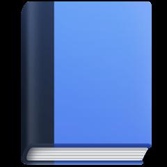 Blue Book facebook emoji
