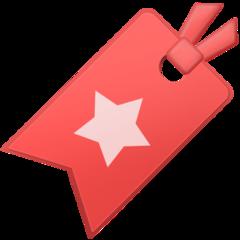 Bookmark facebook emoji
