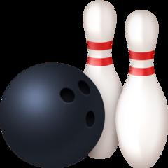 Bowling facebook emoji