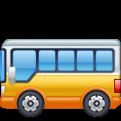 Bus facebook emoji