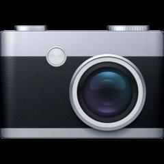 Camera facebook emoji