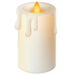 Candle facebook emoji