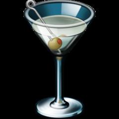 Cocktail Glass facebook emoji