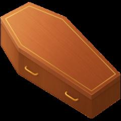 Coffin facebook emoji