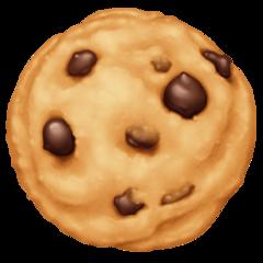 Cookie facebook emoji