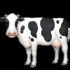 Cow facebook emoji