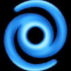 Cyclone facebook emoji