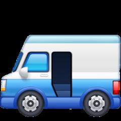 Delivery Truck facebook emoji