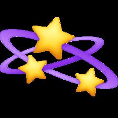 Dizzy Symbol facebook emoji