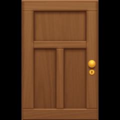 Door facebook emoji