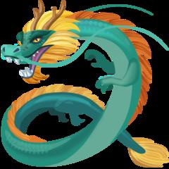 Dragon facebook emoji