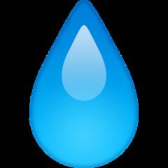Droplet facebook emoji