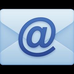 E-mail Symbol facebook emoji