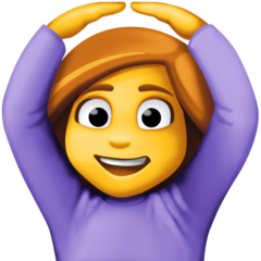 Face With Ok Gesture facebook emoji