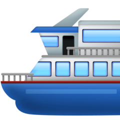 Ferry facebook emoji