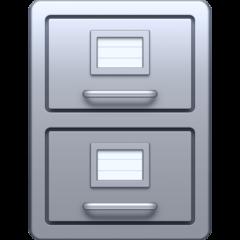 File Cabinet facebook emoji
