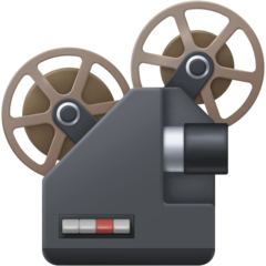 Film Projector facebook emoji