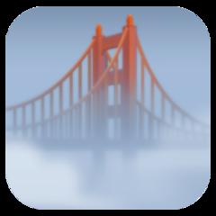 Foggy facebook emoji