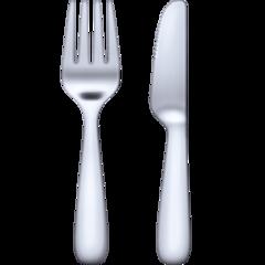 Fork And Knife facebook emoji