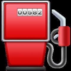 Fuel Pump facebook emoji