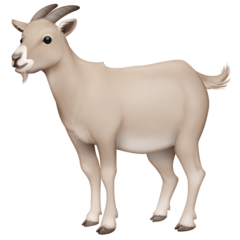 Goat facebook emoji