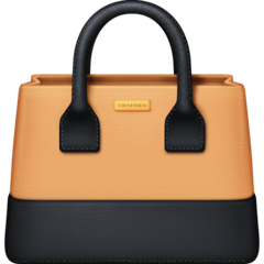 Handbag facebook emoji