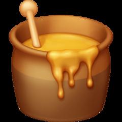 Honey Pot facebook emoji