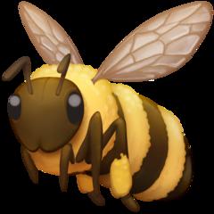 Honeybee facebook emoji