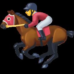 Horse Racing facebook emoji