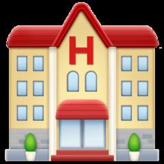 Hotel facebook emoji