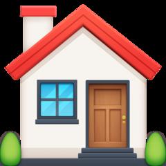 House Building facebook emoji