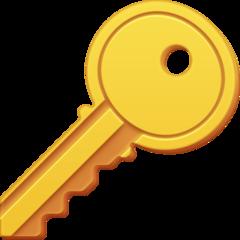 Key facebook emoji