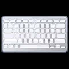 Keyboard facebook emoji
