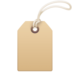 Label facebook emoji