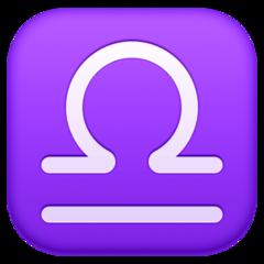 Libra facebook emoji