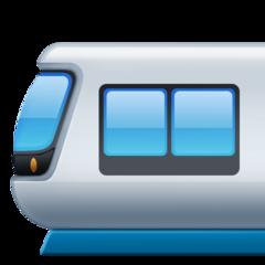 Light Rail facebook emoji