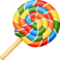 Lollipop facebook emoji