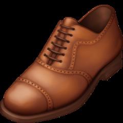 Mans Shoe facebook emoji