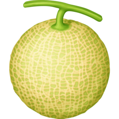 Melon facebook emoji