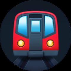Metro facebook emoji