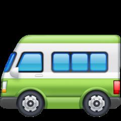 Minibus facebook emoji