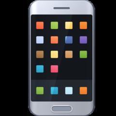 Mobile Phone facebook emoji