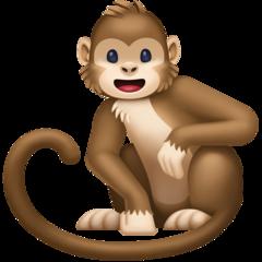 Monkey facebook emoji
