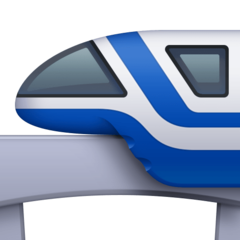 Monorail facebook emoji