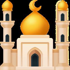 Mosque facebook emoji