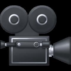 Movie Camera facebook emoji