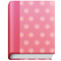 Notebook With Decorative Cover facebook emoji