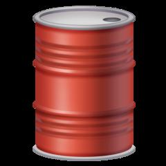 Oil Drum facebook emoji