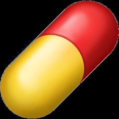 Pill facebook emoji