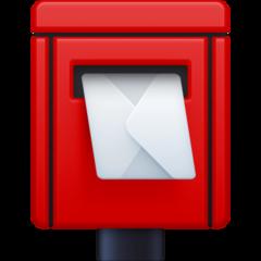 Postbox facebook emoji